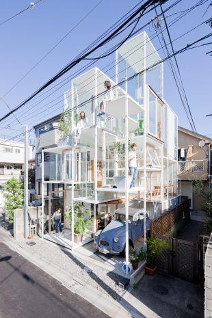 The Japanese House. House NA Fujimoto 2860_credit_Iwan Baan