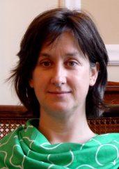 Dr Ele Carpenter Portrait