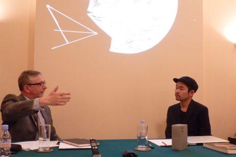hiraku artist talk Main