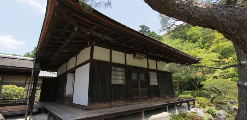 Kyoto tea house exhibition 201707