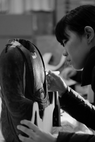 Lee Pin-yi,  (c) City & Guilds of London Art School