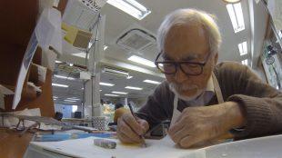 Never-Ending Man Hayao Miyazaki
