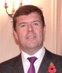 Paul Burstow portrait
